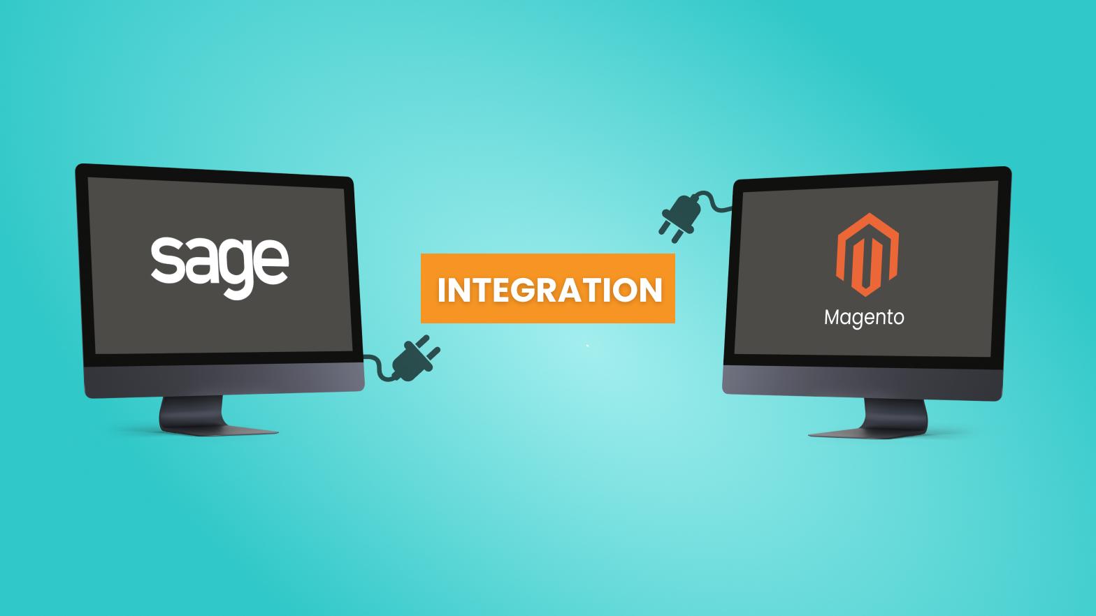 sage ERP and Magento integration